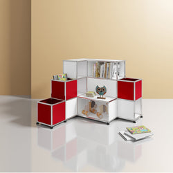 Corner Shelf - Storage- USM-ONE 52 Furniture
