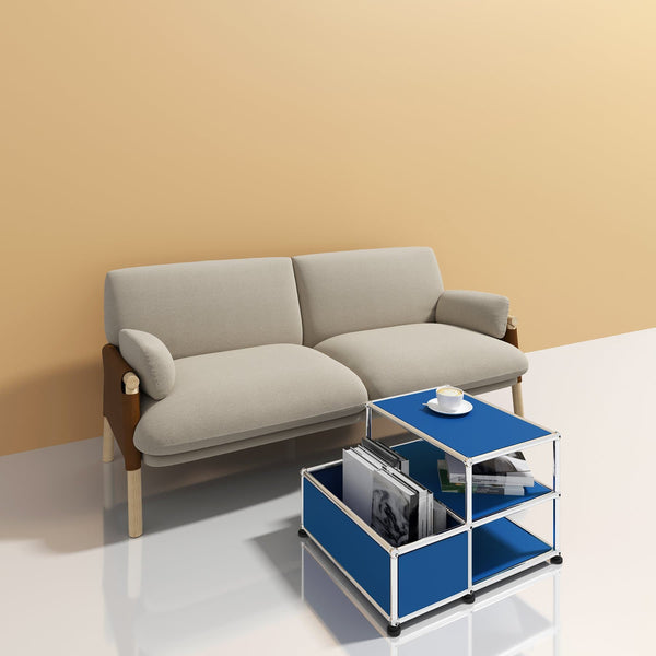 Haller System, Side Table 03 - Tables- USM-ONE 52 Furniture