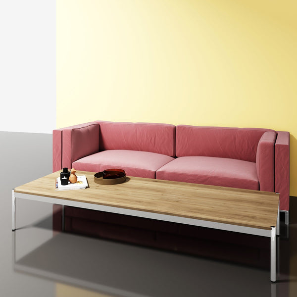 Haller System, Rectangular Coffee Table - Tables- USM-ONE 52 Furniture
