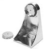 Creative Household Bathroom Silver Magnetic Soap Holder