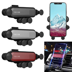 Car Anti-Slip Mat Gravity Car Holder For Phone