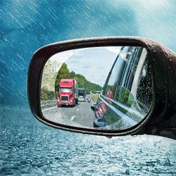 Rearview Mirror Anti-Fog Membrane