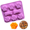 Mold for Soaps Flower Cartoon Various Shapes