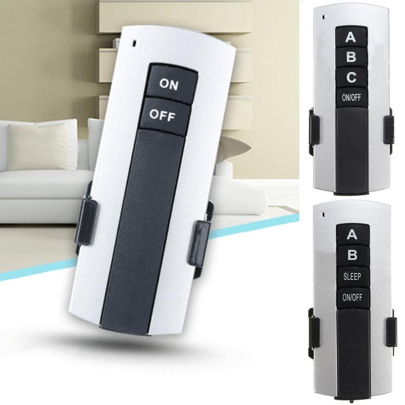 Wireless Receiver Lamp Light Remote Control Switch