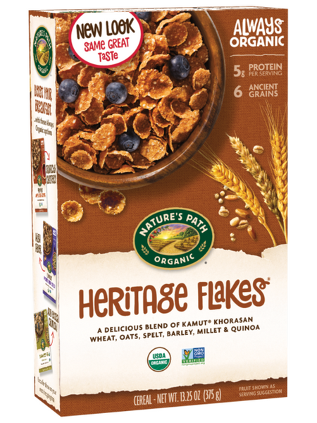 Heritage Flakes x 375 gr