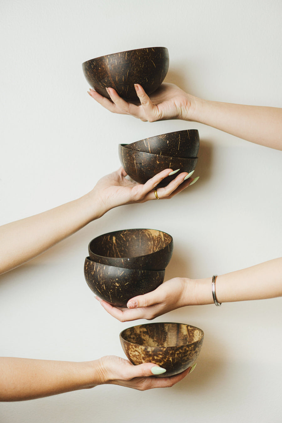 coconut bowls eco living biodegradable compostable coco dealers downtown los angeles