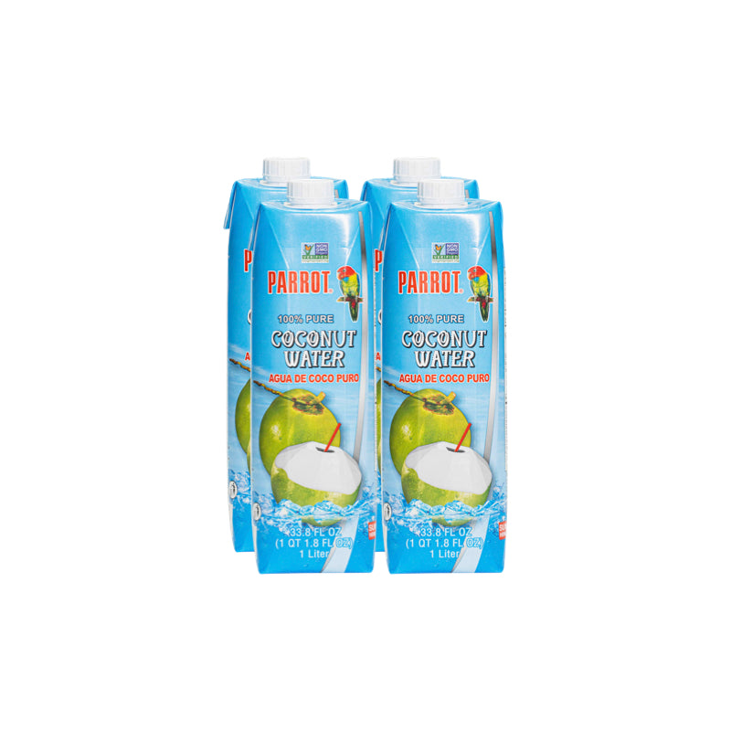 Parrot Coconut Water 100% Nongmo Shop Online