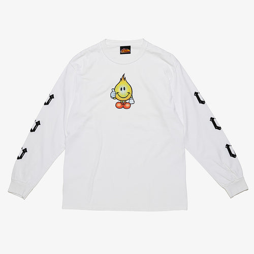 FLAME BOY LONG SLEEVE TEE