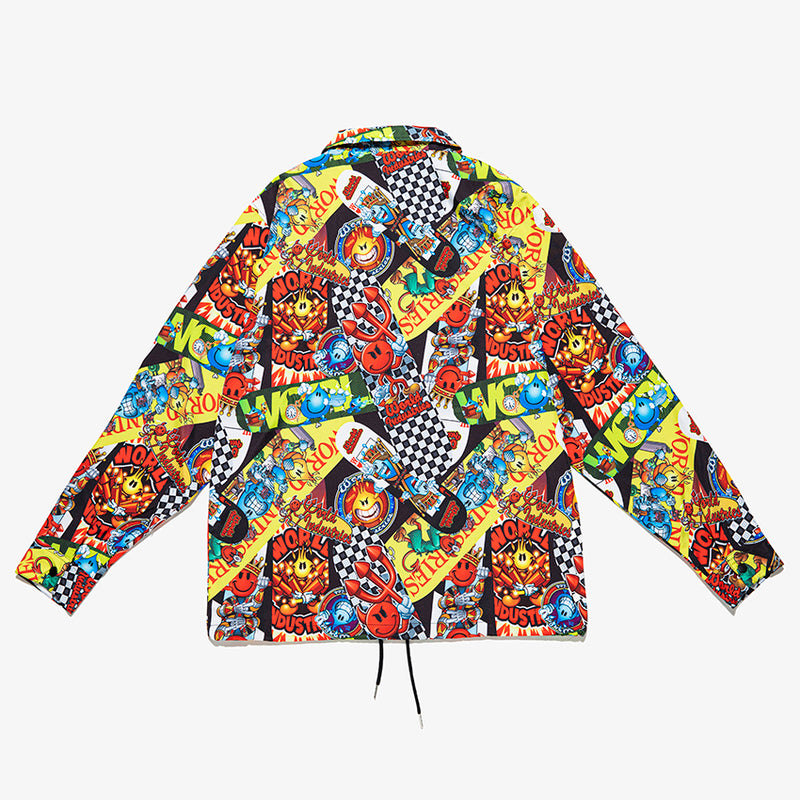 ARCHIVE COACH JACKET