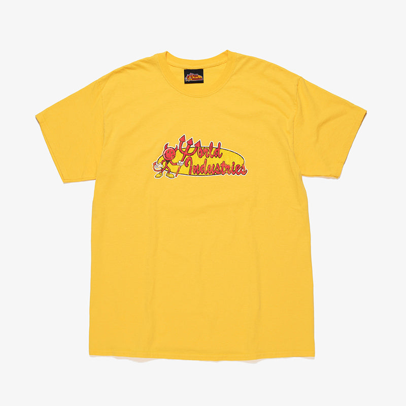 RETRO CORP LOGO SHORT SLEEVE TEE