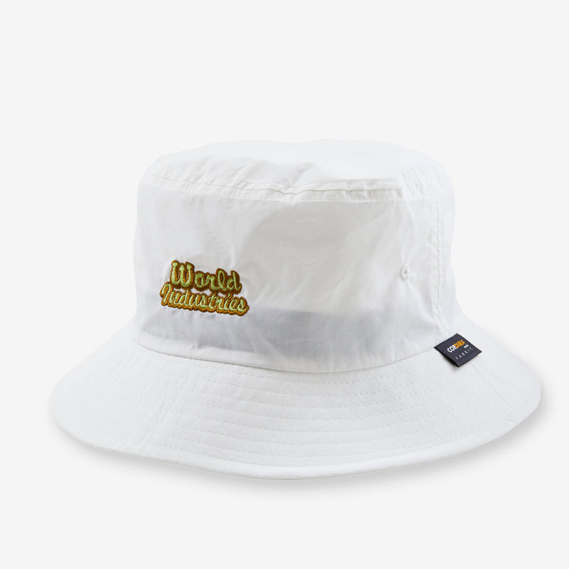 WORLD INDUSTRIES LOGO CORDURA BUCKET HAT