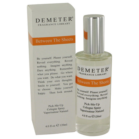 Demeter Between The Sheets by Demeter Cologne Spray 4 oz (Women)