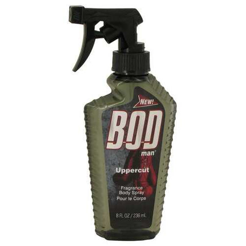 Bod Man Uppercut by Parfums De Coeur Body Spray 8 oz (Men)