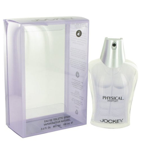 Physical Jockey By Jockey International Eau De Toilette Spray 3.4 Oz