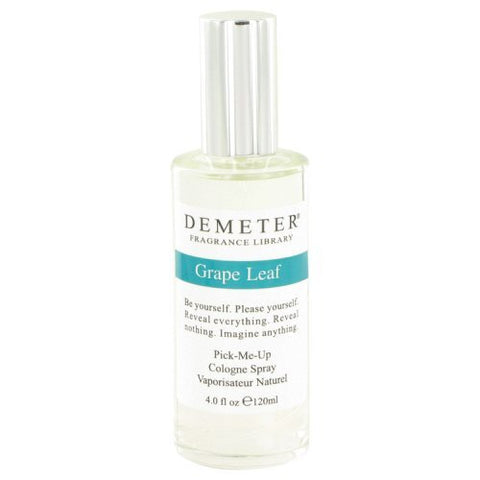 Demeter By Demeter Grape Leaf Cologne Spray 4 Oz