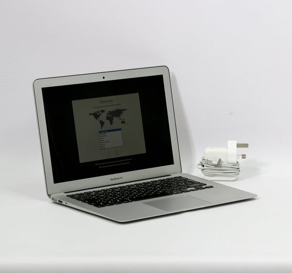 Test Macbook Air 11 inch