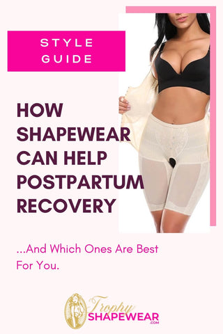 How Shapewear Can Help Postpartum Recovery