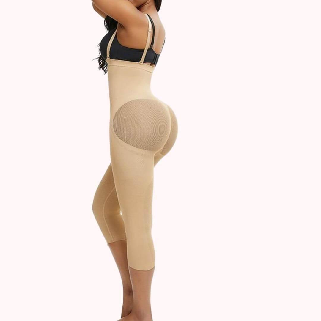 Queen | body shaper waist trainer sheath Bodysuits Shapewear-Shapewear-TrophyShapeWear.com