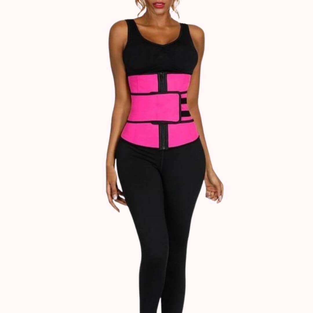 Bella | Sweat Belt Waist Trainer-Shapewear-TrophyShapeWear.com