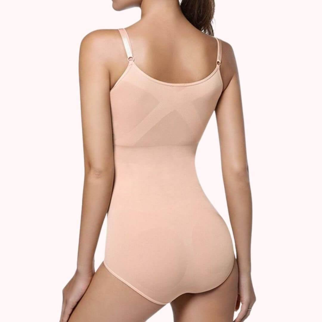 Iris | Bodysuit Shaper Smooth Contour Fit-Shapewear-TrophyShapeWear.com