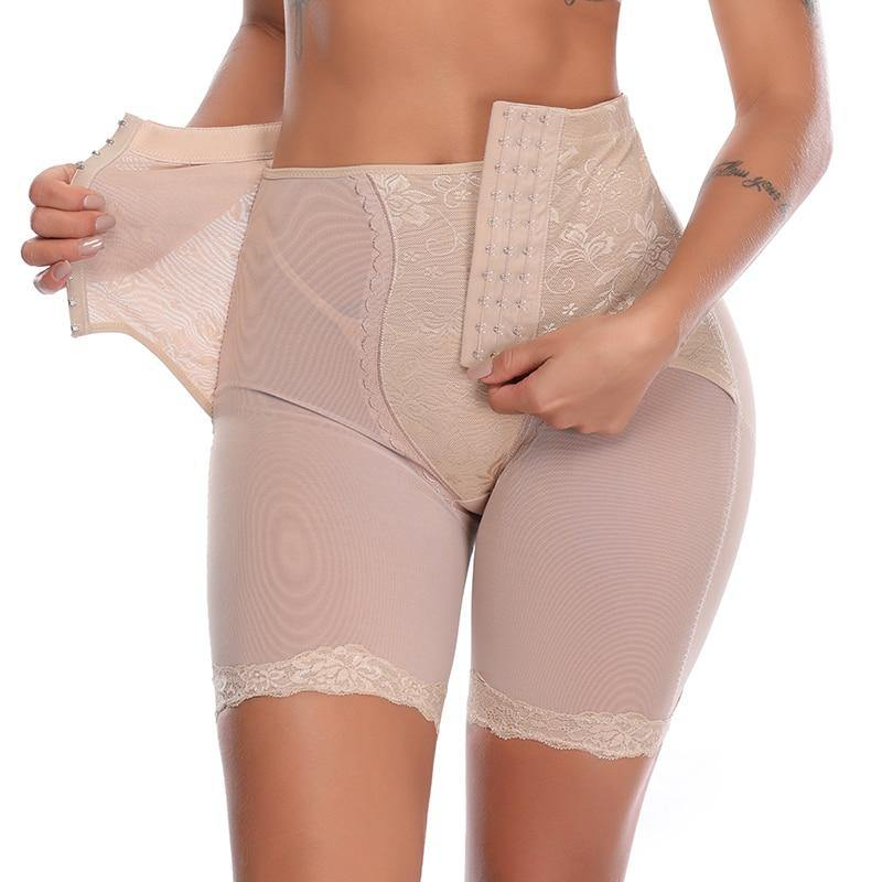 Ivy | High Waist Control Slimming Seamless Panties Shapewear