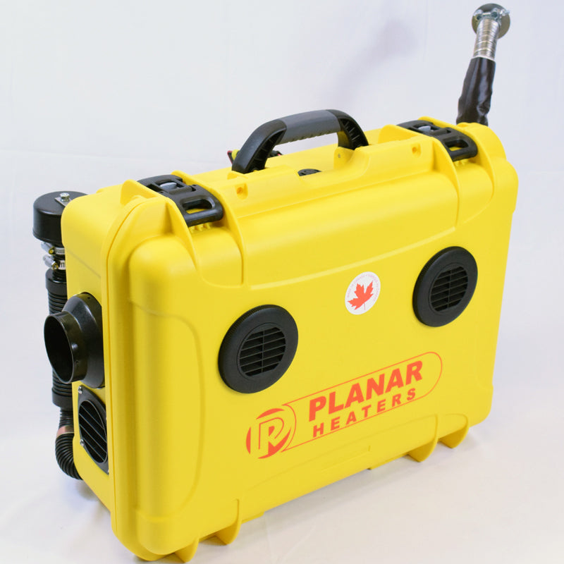 NEW Portable Diesel Heater 44D-12V HIGH ALTITUDE 4kW