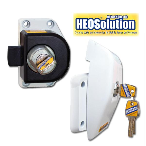 Mercedes Sprinter 2006-18 Full Van Security Lock Set by HEO Solutions