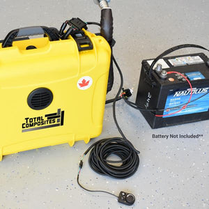 Portable Diesel Heater 2D-12V HIGH ALTITUDE
