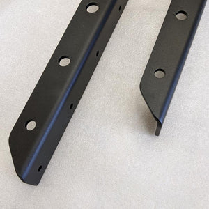 powder coated braces