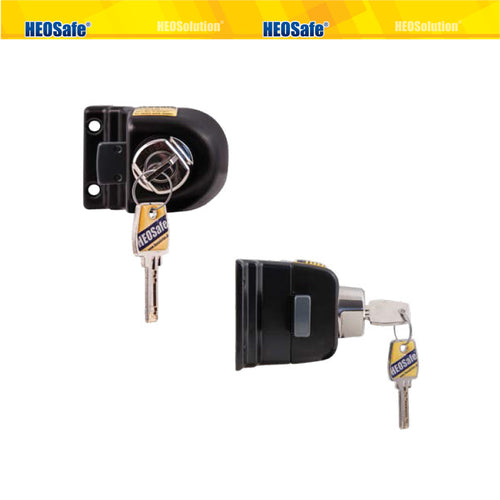 Mercedes Sprinter 2018-2020 Front Door Lock Set by HEO Solutions