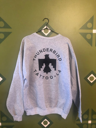 Thunderbird tattoo xl vintage sweatshirt