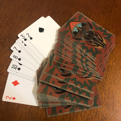 BOLO playing cards