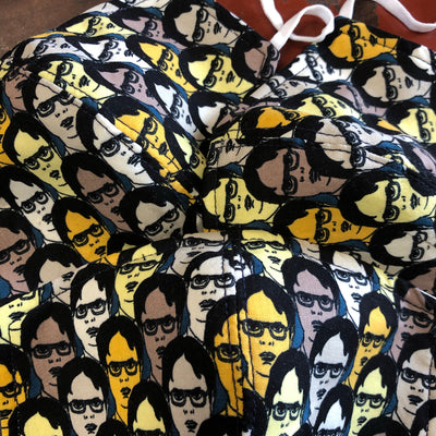 DWIGHT masks