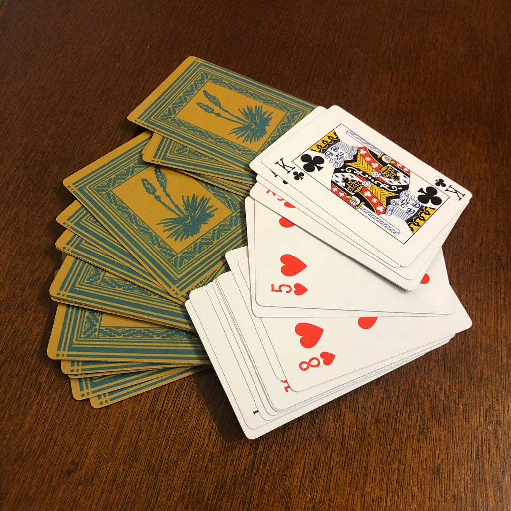 YUCCA playing cards