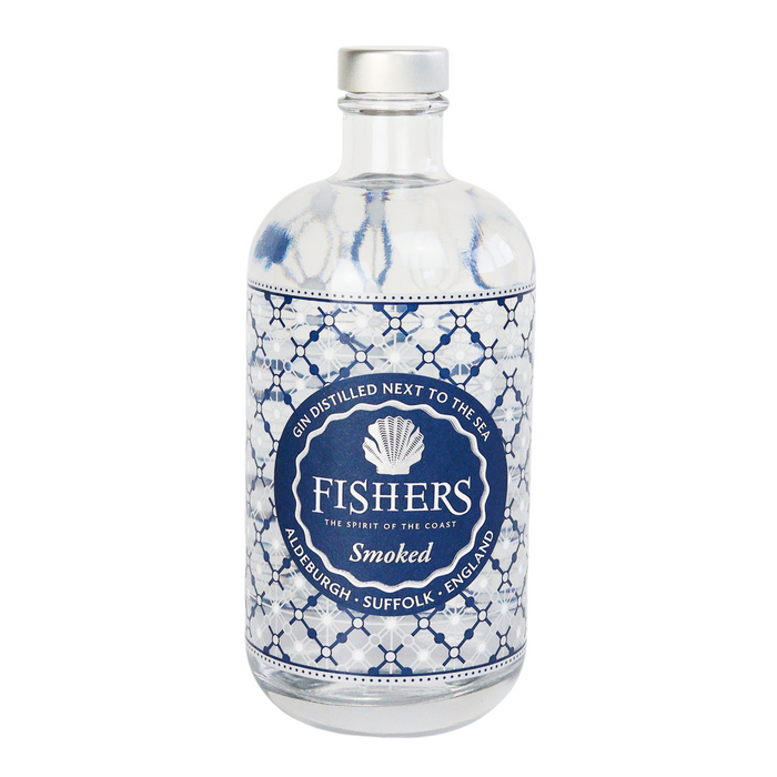 Fishers Smoked Gin 50cl