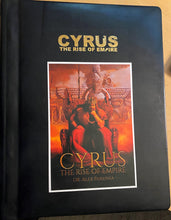 Load image into Gallery viewer, Cyrus: The Rise of Empire book Collectible