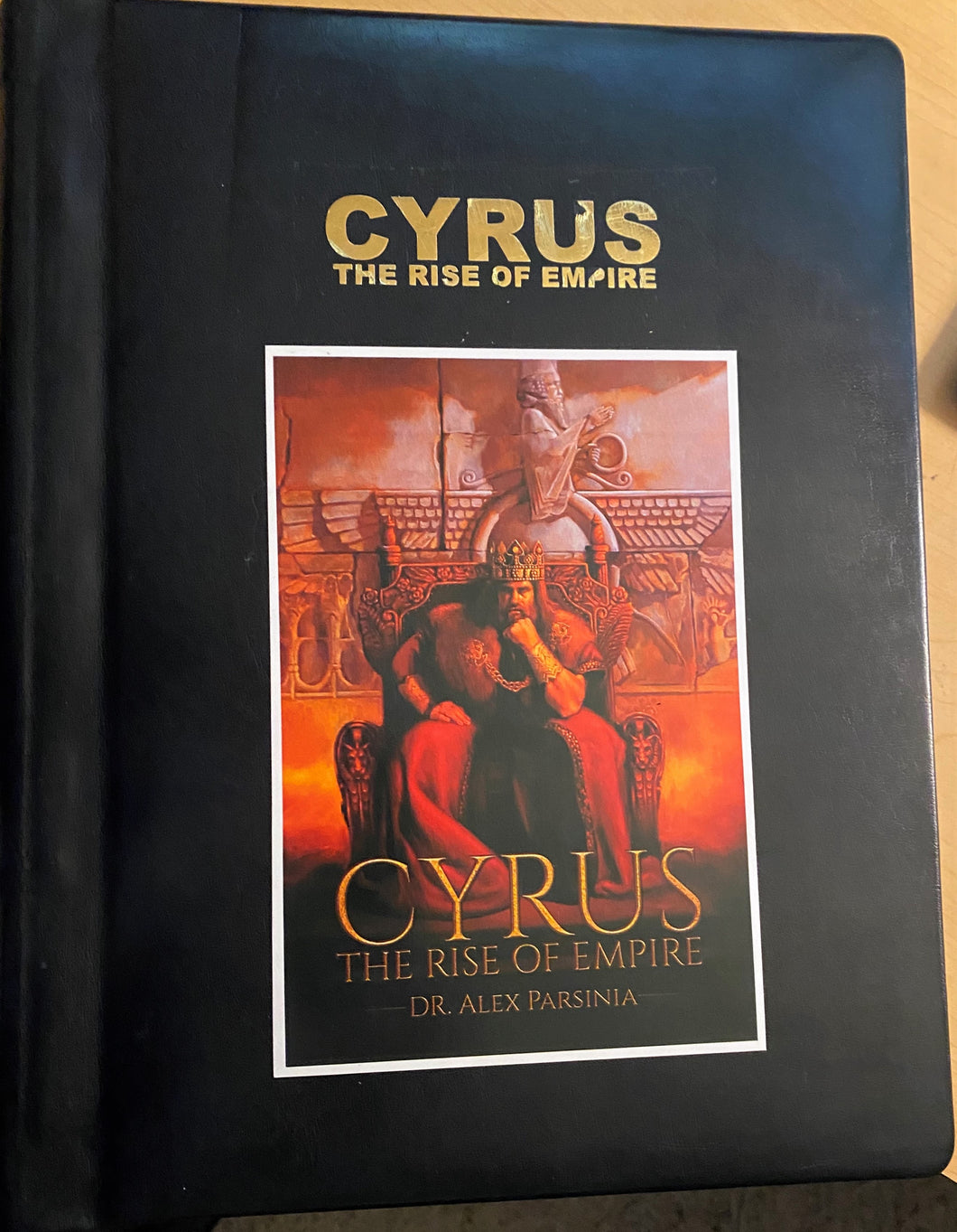 Cyrus: The Rise of Empire book Collectible