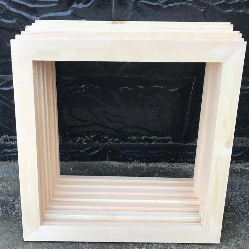 Diy Frame Wooden Combination