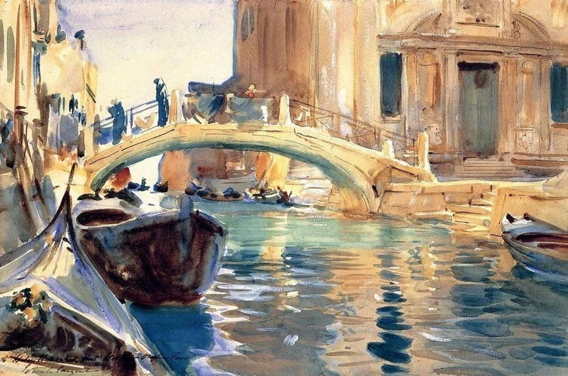 Landscape Venice Paint By Numbers Kits For Adult WH2022