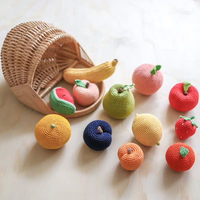Complete Fruit Set