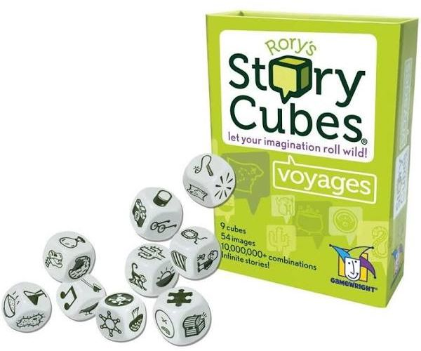 Asmodee Rory Story Cube