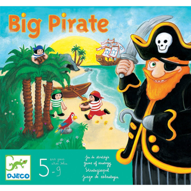 Big Pirate - gioco d'azione e strategia