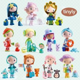 Tinyly - Berry & Lila -