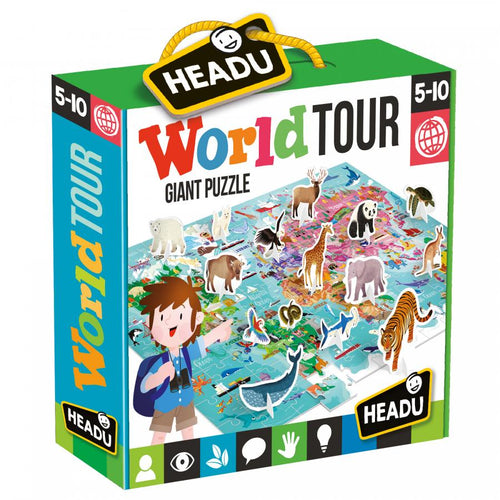 Puzzle World Tour -