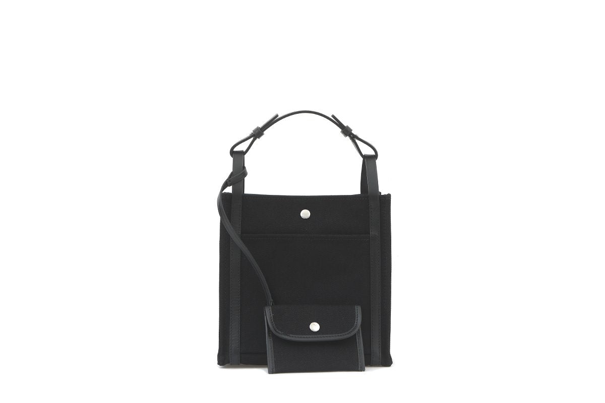 First Black Canvas Bag  - Webshop Exclusive