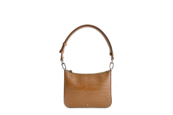 Gigi Beige Leather Bag - Webshop Exclusive