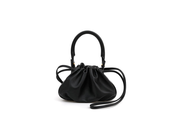 Mini Bonnie Black Leather Bag (Reversible) - Webshop Exclusive - gu_de