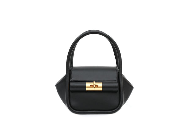Love Black Leather Bag - gu_de