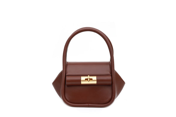 Love Bordeaux Leather Bag - gu_de