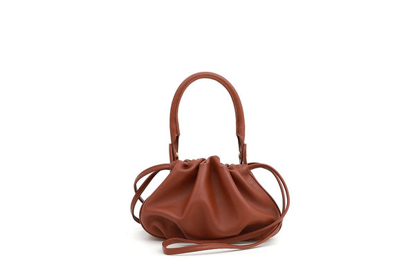 Mini Bonnie Bordeaux Leather Bag (Reversible) - Webshop Exclusive - gu_de